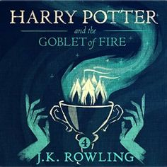 Harry Potter and the Goblet of Fire, Book 4, 2016 Amazon Top Rated Audible Audiobooks  #Books