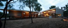 Dynamic Private Residence In Argentina Sports Generous Social Areas