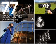 77 Photography Techniques Tips and Tricks