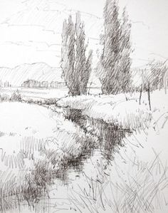 Expert #painting advice from artist and author Richard McKinley, at ArtistsNetwork.com. #pastel #landscapes #art
