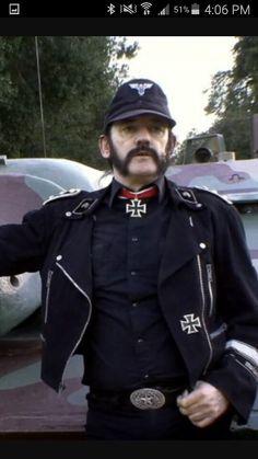 Lemmy nazi style
