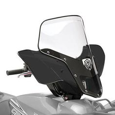 2016 yamaha grizzly 700 yfm700f quick release standard fairing atv frn40 01 bk - Categoria: Avisos Clasificados Gratis  Item Condition: NewDesxcriptionProvides protection from wind and trail debris Heavyduty TPO material Colour is impregnated into the plastic; therefore it won't peel or flake off Quickrelease mount system ensures faston, fastoff user friendly appeal Even during extreme use, the dual locking shoes on the mount ensure that when it's on it stays on Polycarbonate GE LexanAA 9034…