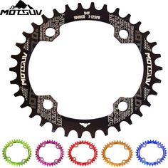 Cheap oval chainring, Buy Quality narrow wide directly from China bicycle crank Suppliers: MOTSUV Bicycle Crank Oval Chainring Narrow Wide MTB bike Chainwheel Circle Crankset Plate Bicycle Parts