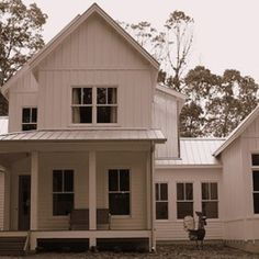 Modern Farmhouse Design | Simple but modern farmhouse | design inspiration