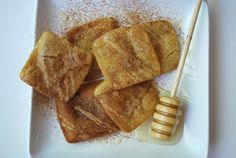 Paleo Sopapillas made with Otto's Naturals Cassava Flour | The Paleo Fox