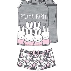 miffy_uk These cute adult Miffy pyjamas are available in selected @primark stores now!
