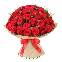 51 и 101 Элитная Красная Роза от 12990 RUR
