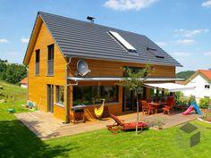 Skandinavischer bungalow  Skandinavischer Bungalow - Schwörer Haus - http://www ...