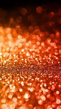 Orange sparks