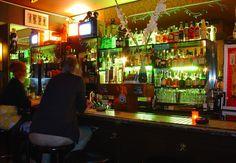 Konrad Tönz Bar - Retro Bar in Berlin Kreuzberg