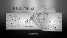 Realizzazione grafica per Jesus Love LAB | Jesus Love Records  #corporateidentity #logo #banner #artwork #coverart  http://www.giamp.info/portfolio/jesus-love-lab/