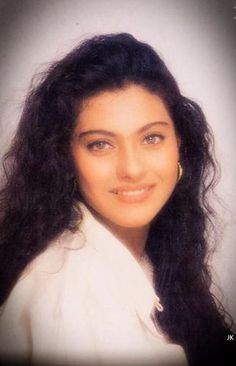Kajol so young Indian Celebrities, Bollywood Celebrities, Bollywood Actress, Bollywood Couples, Bollywood Stars, Shahrukh Khan And Kajol, Indian Aesthetic, Vintage Bollywood, Ethereal Beauty