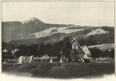 Der Jeschken im Lausitzergebirge