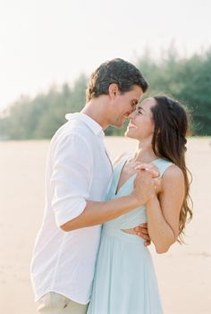 Photography : Love Is My Favorite Color Read More on SMP: http://www.stylemepretty.com/2016/05/31/a-beach-in-thailand-was-their-engagement-session-backdrop/