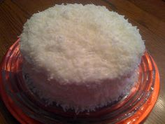 Sweet Tea and Cornbread: Mama's Southern Coconut Cake!