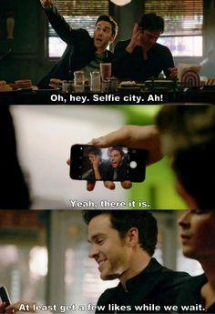 The Vampire Diaries TVD S08E13 - Damon and Kai