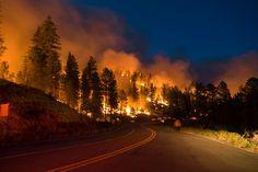 Colorado Wildfires 2012   Western Wildfires