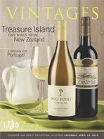 Wine Picks: Apr. 13 LCBO Vintages Release - New Zealand + Portugal
