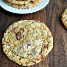 Browned Butter Peanut Butter Cup Crunch Cookies with Sea Salt-big, flavorful, chewy cookies-my new favorite!