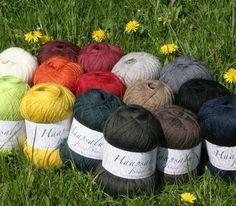 Haapsalu 100% wool lace yarn Haapsalu 100% wełnae-supelek.com.pl