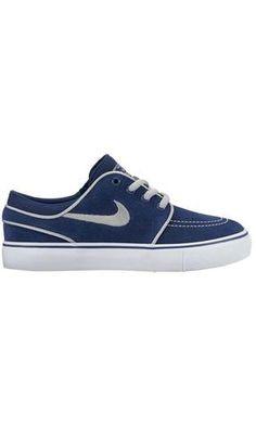 Nike SB Kids Pre-School Janoski Blue/Grey