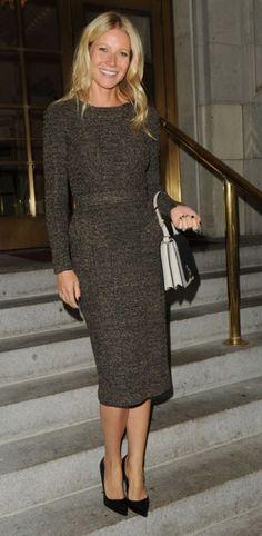 Style Crush: Gwyneth Paltrow #celebrity #gosh #dresslikeaceleb