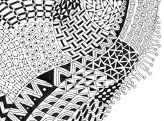 zentangle how to