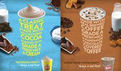 ¡Buenos días! :) #Anuncio de #Publicidad de Wendy's Coffee.