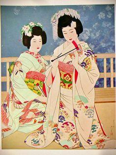 CHLOE VAN PARIS: Ito Shinsui (1898 - 1972)