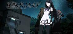 Anime recomendado: Gokukoku no Brynhildr (+16)
