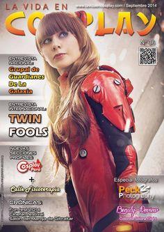 Ya la tenéis!!! La Vida en Cosplay N° 36 Mes de SEPTIEMBRE 2014. No te la puedes perder!!!