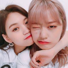 Weki Meki - Doyeon & Lua