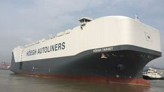 Here is the Careater, Hoegh Autoliners can carry about 10k cars at once
