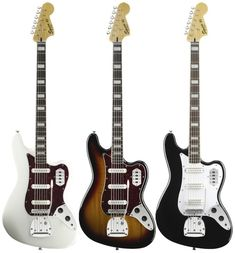 Squire Bass VI. Well after seeing this reissue I want one!