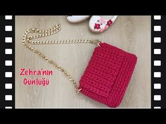 Pendant Necklace, Make It Yourself, Purses, Chain, Bags, Macrame, Youtube, Jewelry, Fashion