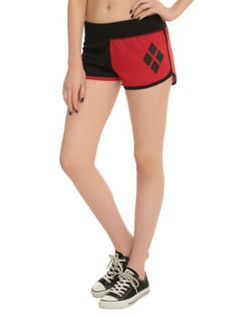 DC Comics Harley Quinn Lounge Shorts