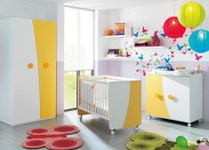 New Baby Nursery and Kids Room Furniture from Kibuc | Kidsomania