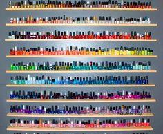 so many colors!