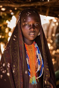 In Omo Valley, Ethiopia you have the chance to explore tribes that live like thousands of years ago.  Nudity is something normal and the veil only protects this young woman from the sun. She is part of Arbore Tribe.  The 4G mobile network is already...