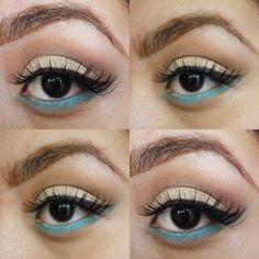 pocahontas Makeup | LUXE 11: Disney Princess makeup series: Pocahontas