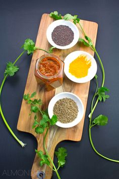 Tomato and Cilantro Chutney - You'll never buy store bought again after trying…