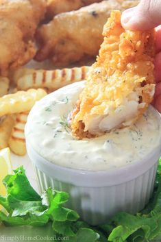 This Beer Battered Cod will make your family love fish fries. It's light and airy with simple seasonings on the flaky fish. #friedfish #friedcod #beerbatteredcod #beerbatteredcodrecipe Cod Recipes, Seafood Recipes, Cooking Recipes, College Meals, College Recipes, Beer Battered Cod, Homemade Beer, Fried Fish Recipes, Creamy Mashed Potatoes