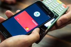 """Monzo, the British """"bank"""" with a coral-coloured card and a clever savings app, has added support for Android Pay. It's only available for users with current accounts, however. Monzo started with a. Pre Paid, How To Take Photos, Android, This Or That Questions, Digital, Phone, Starling, Bank Account, Tech News"""