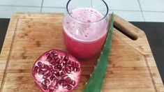 Pomegranate and aloe vera remedy to clean the arteries Granada, Pomegranate, Aloe Vera, Remedies, Pudding, Cleaning, Vegetables, Desserts, Food