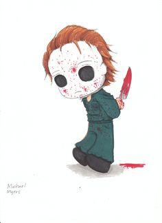 (Cute) Michael Myers