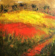 Izabela Pawlaczyk -acrylic on canvas.