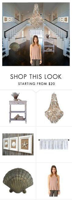 beach house by teresa-charming on Polyvore featuring interior, interiors, interior design, home, home decor, interior decorating, Harbor House and Free People