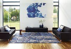 JAB ANSTOETZ - Carpets » Carpets » hand-made carpets » Characters » Characters - Tiles