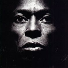 Tutu by Miles Davis (1986) | Community Post: 42 Classic Black And White Album Covers