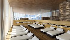 Spa in the Alps with a wow view ... Hotel TAUERN SPA Zell am See - Kaprun, Austria Alps, Austria, Relax, Luxury, Collection, Kaprun